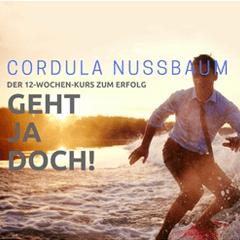 Cordula Nussbaum: Geht ja doch!