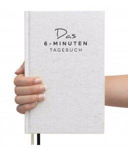 Buchempfehlung: 6-Minuten-Tagebuch