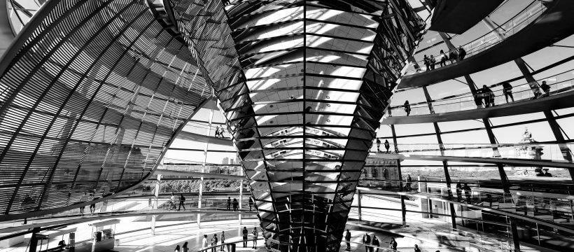 Politikverdrossenheit in Deutschland - Bundestag