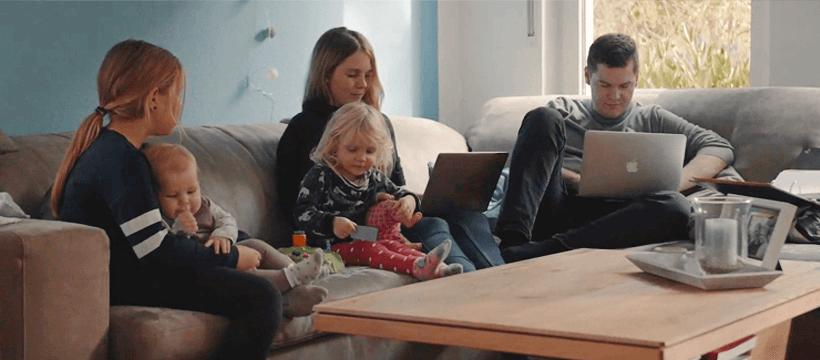 Studium mit Kind
