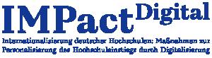 IMPact Digital Logo
