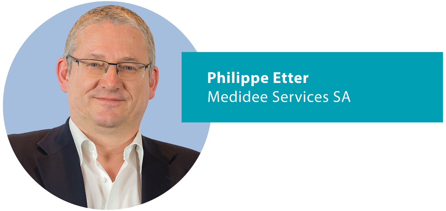 Dr. Philippe Etter - Medidee Services SA