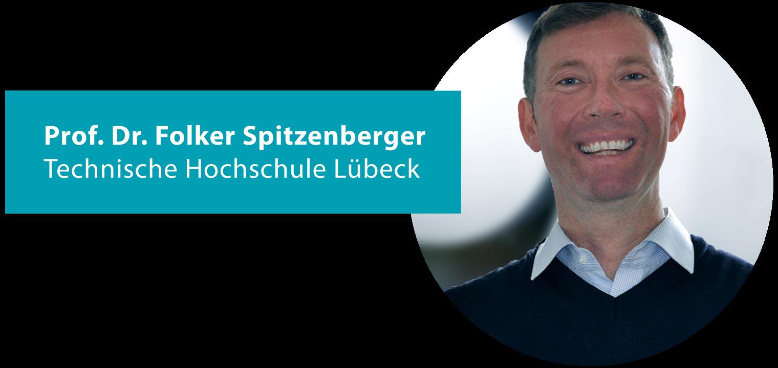 Prof. Dr. Folker Spitzenberger - Technische Hochschule Lübeck