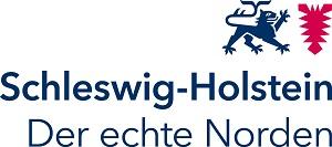 Logo Schleswig Holstein - Der echte Norden