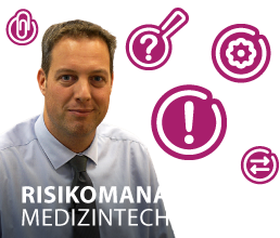 Risikomanagement Medizintechnik